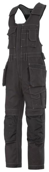 0214 helbukse Snickers Workwear Svart