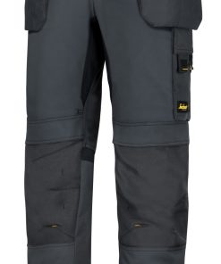 bac6eff4 6201 AllroundWork, Arbeidsbukse med hylsterlommer. Snickers Workwear