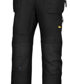 6205 Arbeidsbukse med hylsterlommer Snickers Workwear. Lite Work
