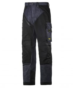 6305 Ruffwork Denim, Arbeidsbukse snickers workwear