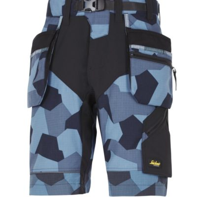 6904_flexiwork shorts snickers workwear