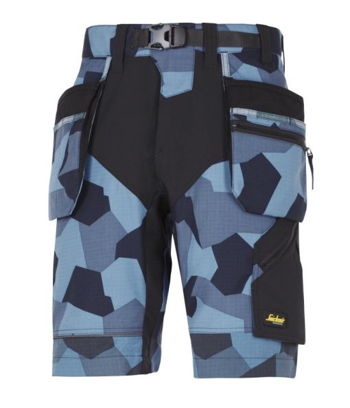 6904_flexiwork shorts snickers workwear