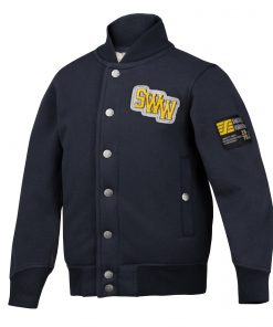 7500 bomberjakke barn snickers workwear