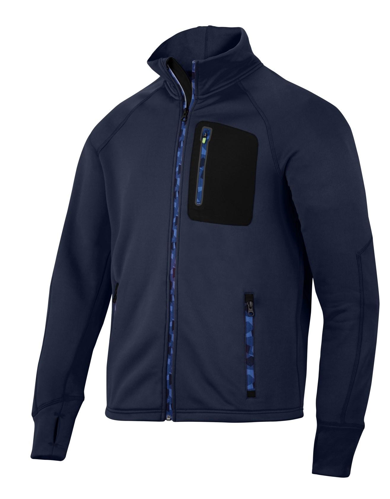 8001 FlexiWork, Stretch fleece jakke