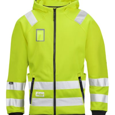 8043 Snickers Workwear hettejakke highvis