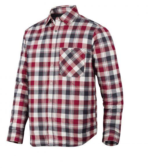 Foret flanellskjorte Snickers Workwear