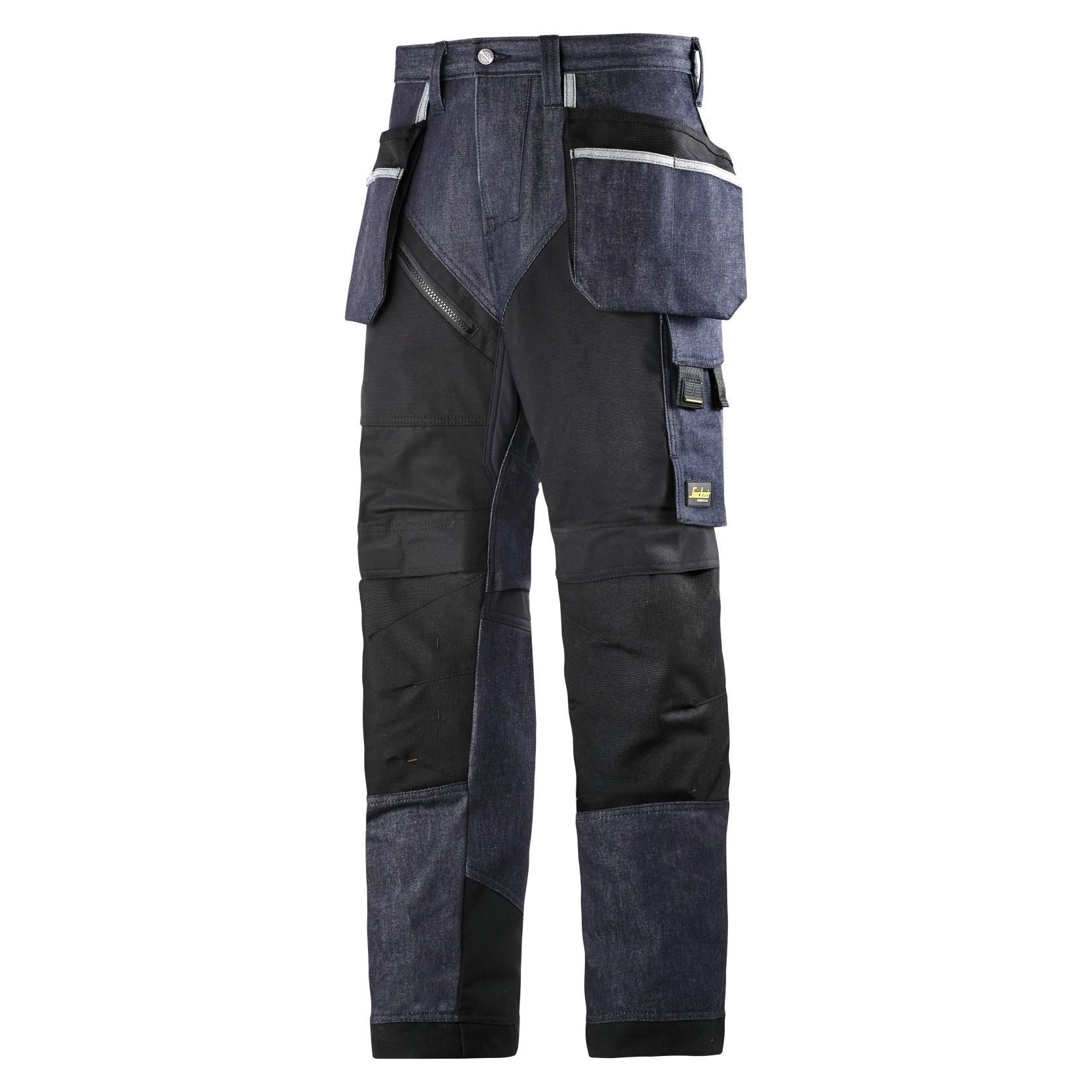 6305 Ruffwork Denim, Arbeidsbukse snickers workwear