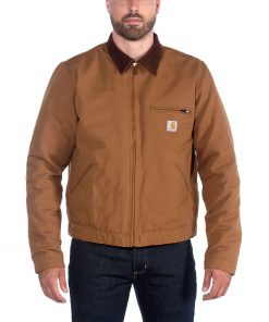 Duck Detroit Blanket Lined Jacket