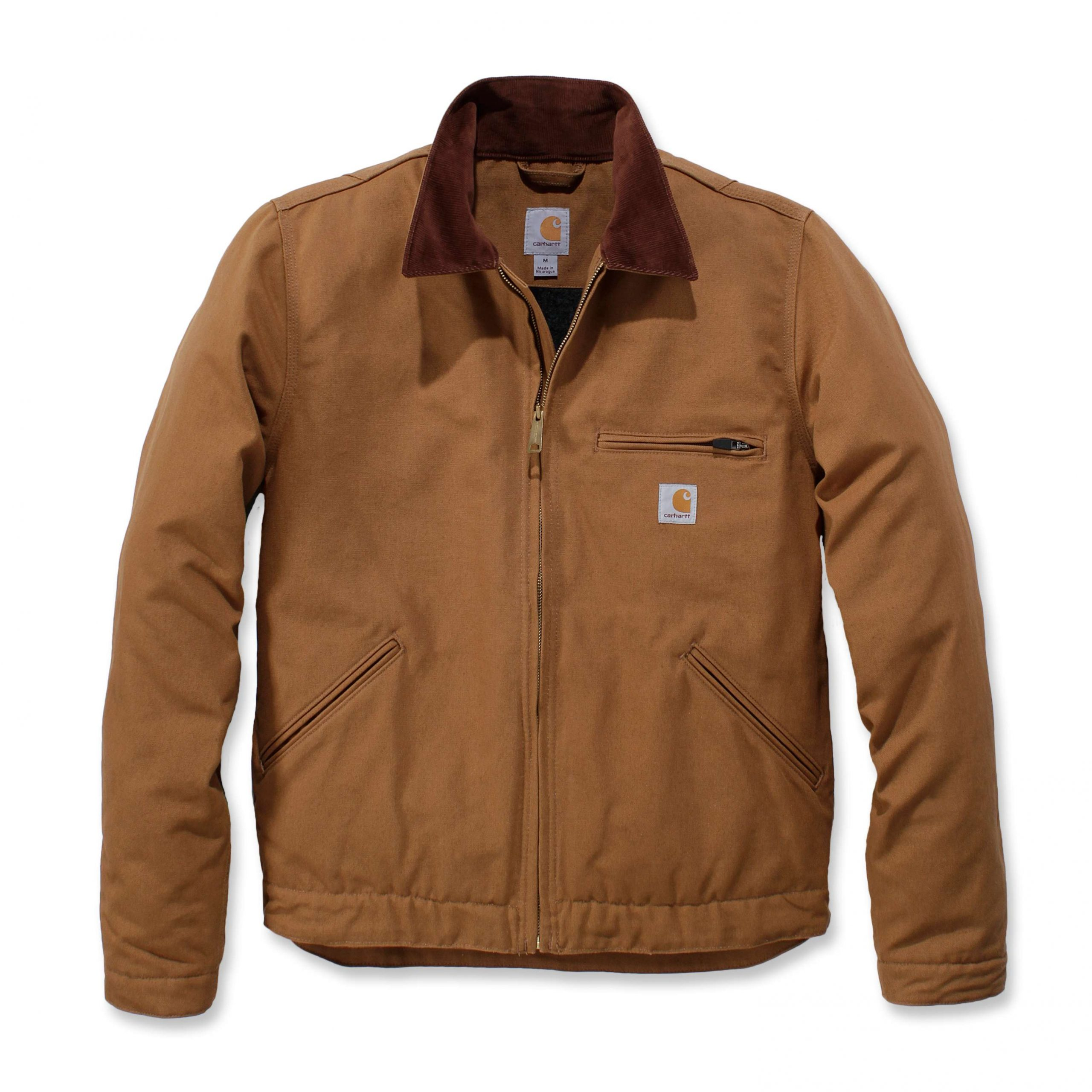 Carhartt Duck Detroit Blanket Lined jacket