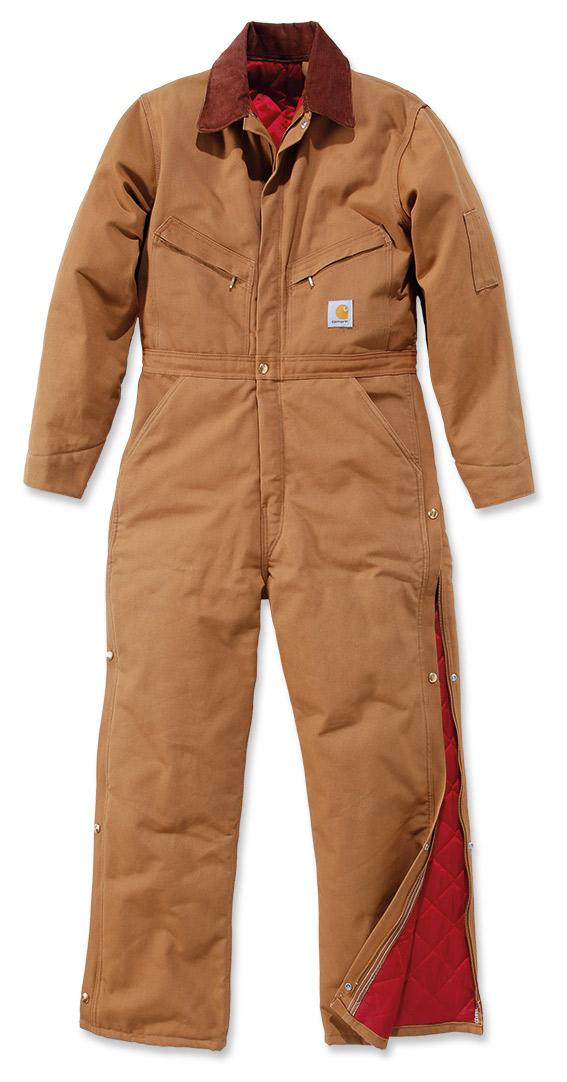 9f72d606 X01 Vinter kjeledress fra Carhartt Workwear, 100% bomull