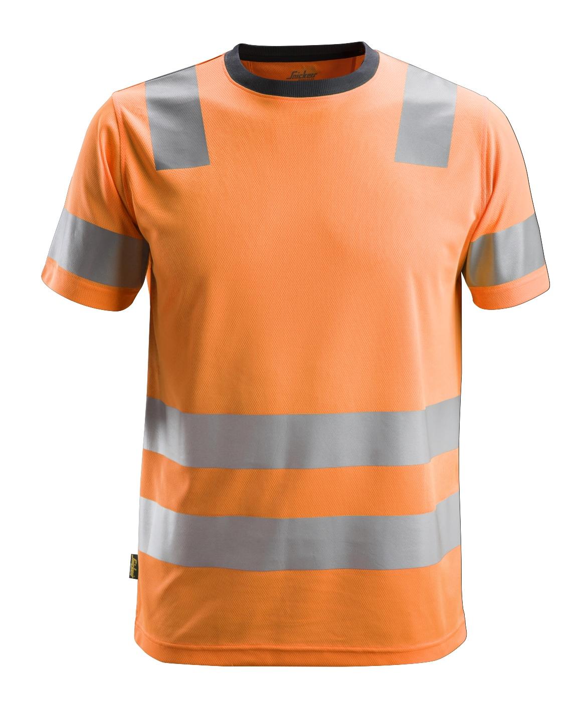 ac938eb1 t-skjorte synlighet fra Snickers Workwear. Stor ny kolleksjon fra ...