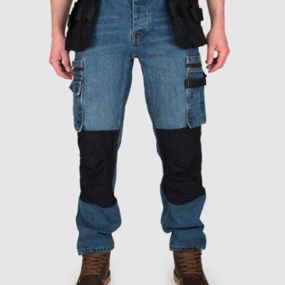 arbeidsbukse-denim-dongeri-jeansstoff