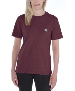 t-skjorte damae Carhartt